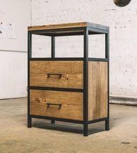 Rustic Industrial Vintage Furniture