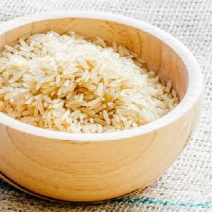 White Parboiled Rice