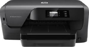 HP OfficeJet Pro 8210 Printer Single Function Printer (Black)