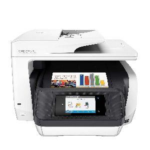 HP OfficeJet Pro 8720 All-in-One Printer Multi-function Printer  (Black)
