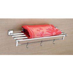 Stainless Steel Bathroom Towel Rack