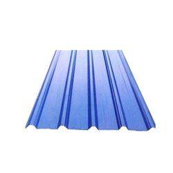 Blue Aluminium Powder Coated Roofing Sheets