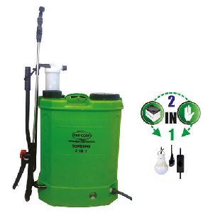 Green Battery Sprayers