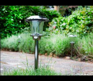 Aluminium Solar Garden Light
