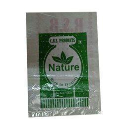 Transparent Plastic Food Packaging Bag