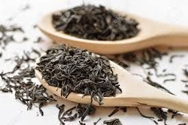 Dried Black Tea Leaves