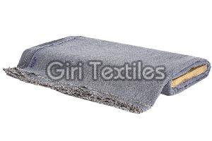Drill Weave Cotton Grey Fabric