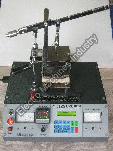 Cut-Through Temperature Tester