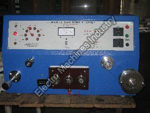 High Voltage Pinhole Tester