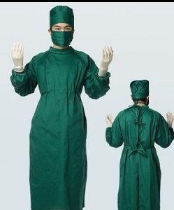 3 Pcs Surgeon Gown