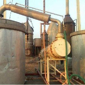 Aromatic Oil Distillation Plant