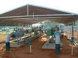 Industrial Structure Fabrication