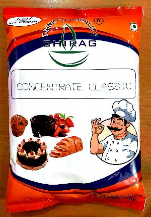 Concentrate Classic Egg Free Cake Mix