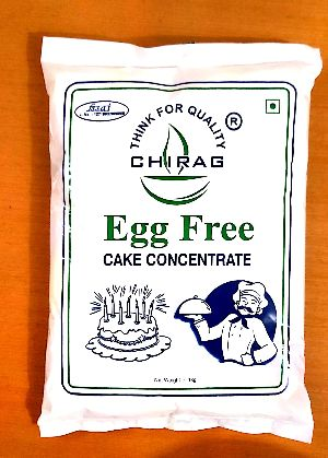 Egg Free Cake Concentrate Cake Mix
