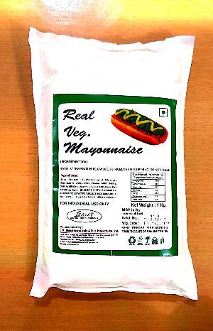 Real Veg Mayonnaise