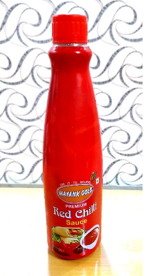 Red Chilli Sauce (Pet Bottle)