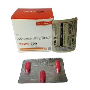 Aztec-500 Azithromycin Tablet