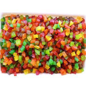 Colorful Tutti Frutti