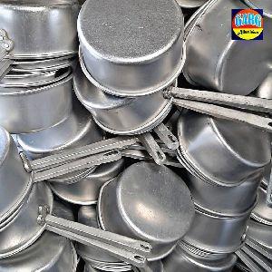 Aluminium Saucepan