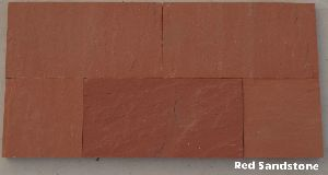Agra Red Sandstone Natural