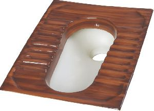 Colored Indian Toilet Seat