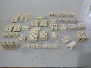 porcelain / Ceramic/ refractory connector