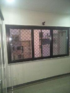 Aluminium Glass Window Frame