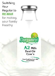 Desi Gir Cow Milk