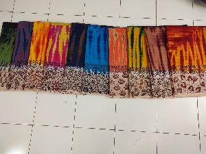 SHIBORI STYLE Cotton Sarees