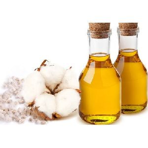 Crude Cottonseed Oil