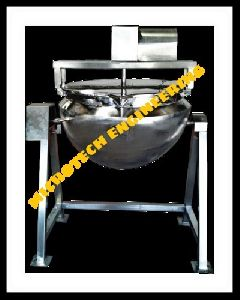 Hydraulic Paste Kettle