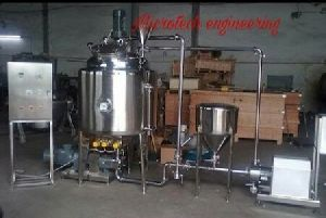 Tomato Processing Plant Machinery