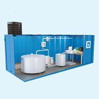 Containerized Milk Collection Unit
