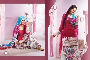 Women Ethnic Wear - Patiala Salwar Kameez, Awesome