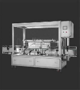 Auto Bottle Rinsing Machine