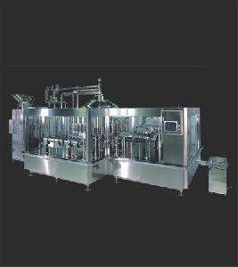 Automatic Pet Bottles Rinser Filler Capper Machine