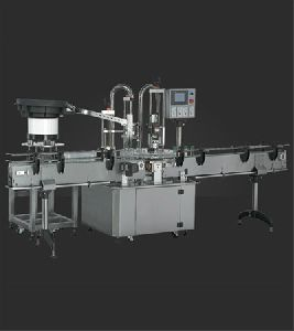 One Head Auto Capping Machine