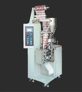 Vertical Machine For Powder And Grains
