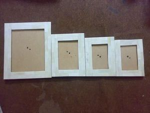 Camel Bone Picture Frame