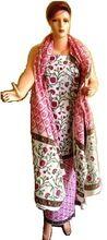 Block Printed Cotton Salwar Suits