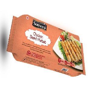 Sumeru Chicken Seekh Kebab