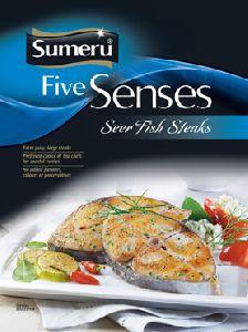 Sumeru Seer Fish Steaks