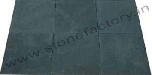 Lime Black Paving Stone