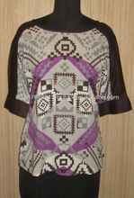 Women Rayon Print Top