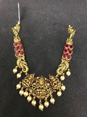Temple Collection Necklace 05