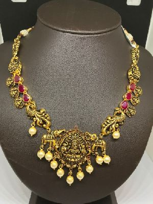 Temple Collection Necklace 11