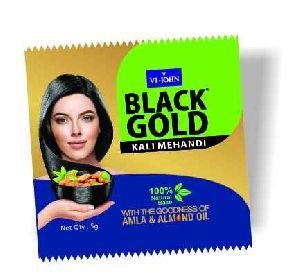 Black Gold Kali Mehendi