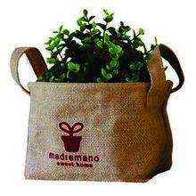 Natural Jute Garden Tray Pot Holder