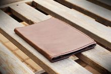 custom made leather tablet cover