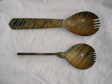 Hand Made Horn Spoons